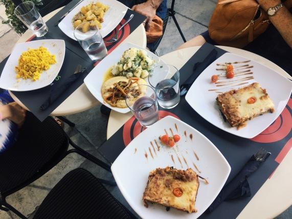 Vegan Feast in Athens